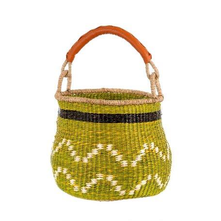 Vera Seagrass Market Basket