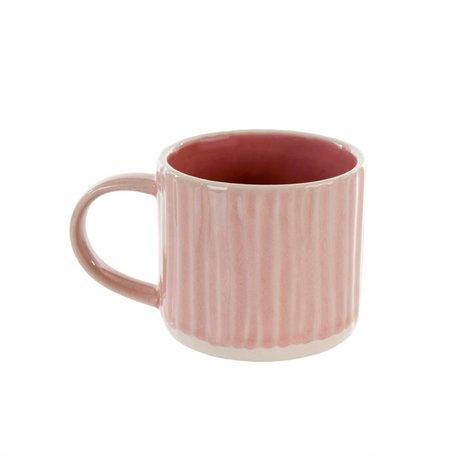 Four Seasons Mug - Pink
