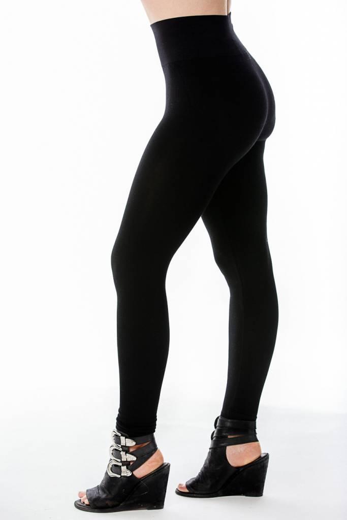 CEST MOI CLOTHING CEST BAMBOO HIGH WAIST LEGGING BAMBOO O/S
