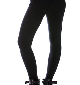 CEST MOI CLOTHING BAMBOO FULL L BLACK LEGGING O/S
