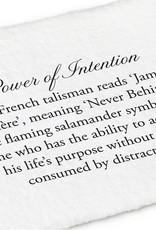 PYRRHA SILVER POWER OF INTENTION