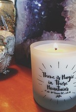 HOUSE OF FREYJA FREYJA MOUNTAIN SOY CANDLE