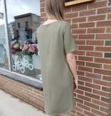 JANA JANA SHIFT DRESS