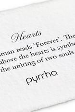 PYRRHA PYRRHA SILVER HEARTS