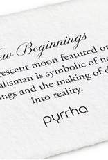 PYRRHA PYRRHA SILVER NEW BEGINNINGS