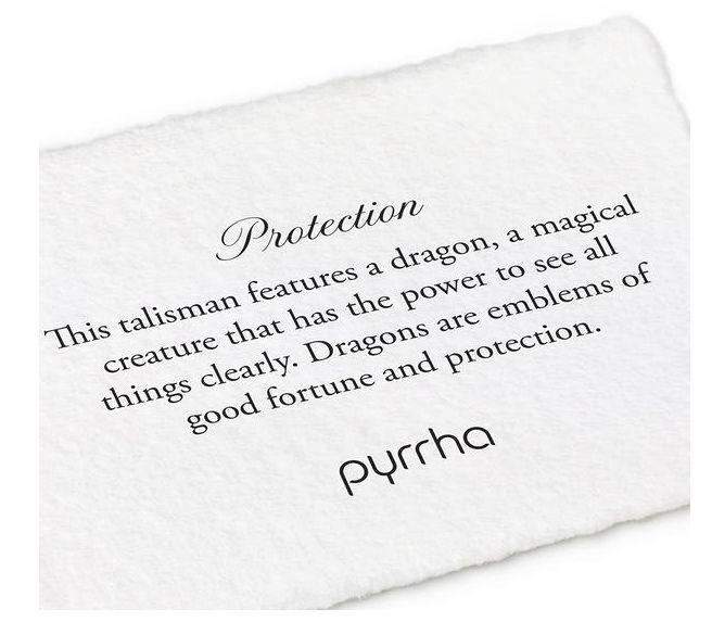 PYRRHA PYRRHA SILVER PROTECTION