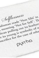 PYRRHA PYRRHA SILVER SELFLESSNESS
