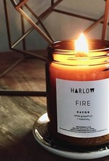 HARLOW SKIN CO. Harlow WOOD WICK CANDLE 50hr