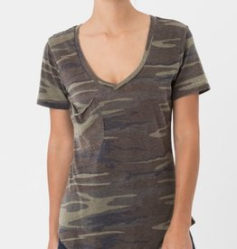 Z SUPPLY Z SUP CAMO TEE