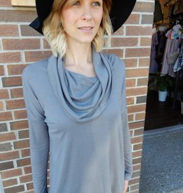 JACK BB DAKOTA JACK COWL GREY