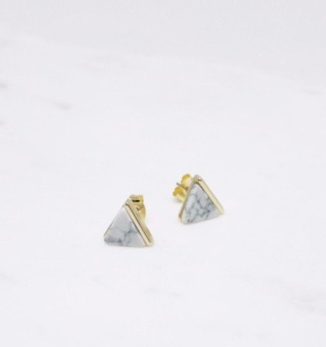 COUTUKITSCH MARBLE STUDS