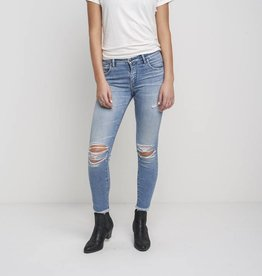 SILVER JEANS CO. FOR US LORETTE JEANS