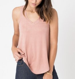 Z SUPPLY Z SUP SUEDE SWING TANK