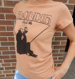 BLONDIE CALL ME TOUR TEE