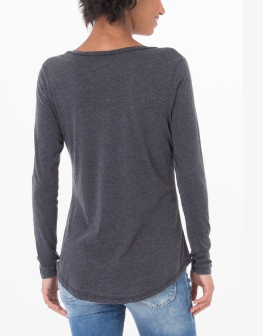 Z SUPPLY Z SUP POCKET HENLEY
