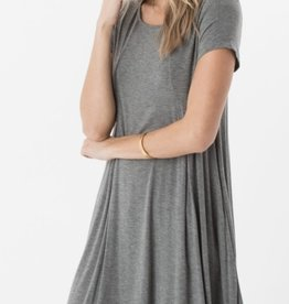 Z SUPPLY Z SUP SWING SHIRT DRESS