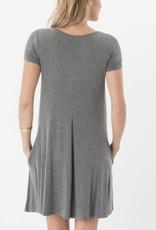 Z SUPPLY Z SUP SWING SHIRT DRESS