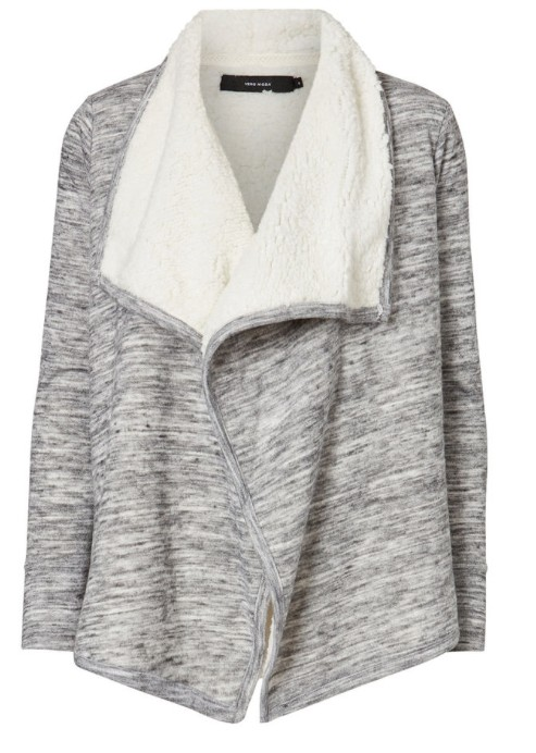 Vero Moda LINA FURRY SWEAT