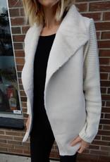 JANA JEHN SWEATER COAT