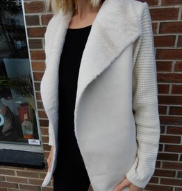 JANA JEHN SWEATER COAT