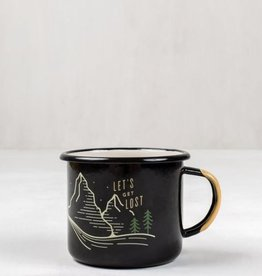 UNITED BY BLUE UNITED BY BLUE GET LOST MUG