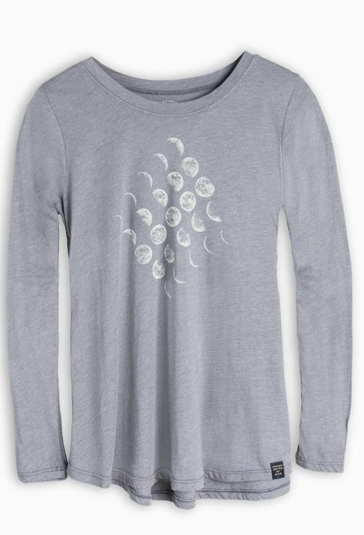 UNITED BY BLUE MOON PHASE LONG SLEEVE