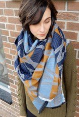 HOUSE OF FREYJA DIAMOND SCARF
