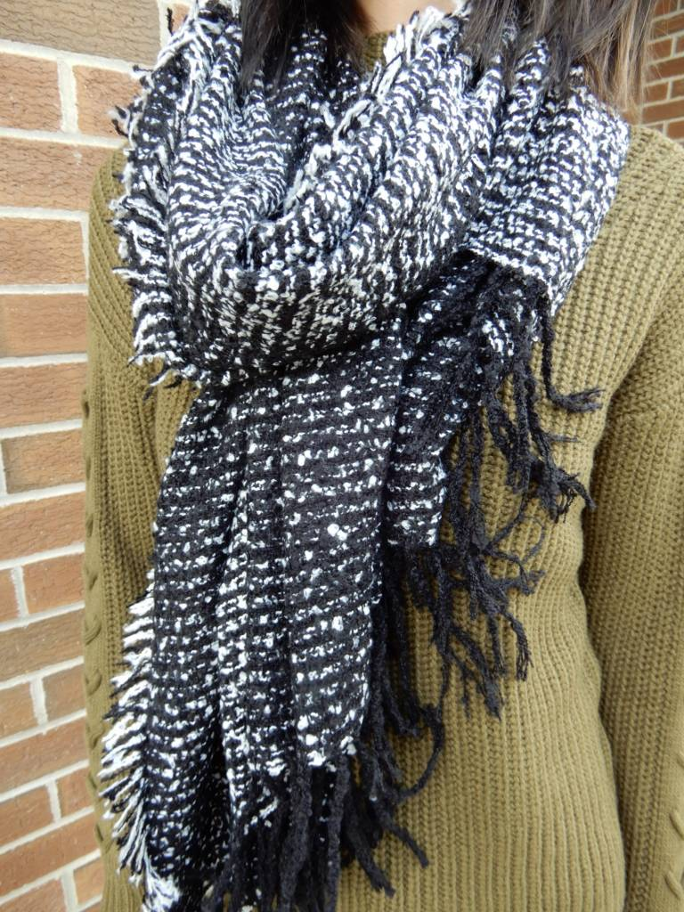 HOUSE OF FREYJA COZY BUBBLE SCARF
