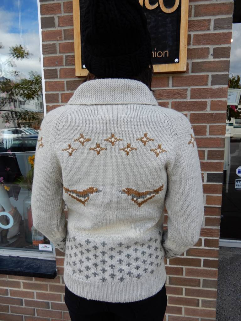 GRANTED SWEATER CO Granted Sweater Co. Coat