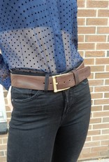 BRAVE LEATHER BRAVE CAVA BELT