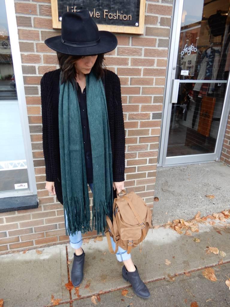CEST MOI CLOTHING CEST BLANKET SCARF