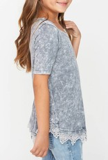 HAYDEN LA ACID LACE TOP