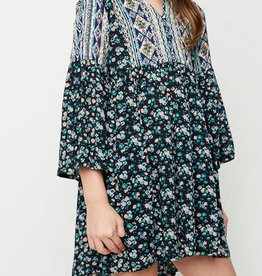 HAYDEN LA SUPER FUN BELL SLEEVE