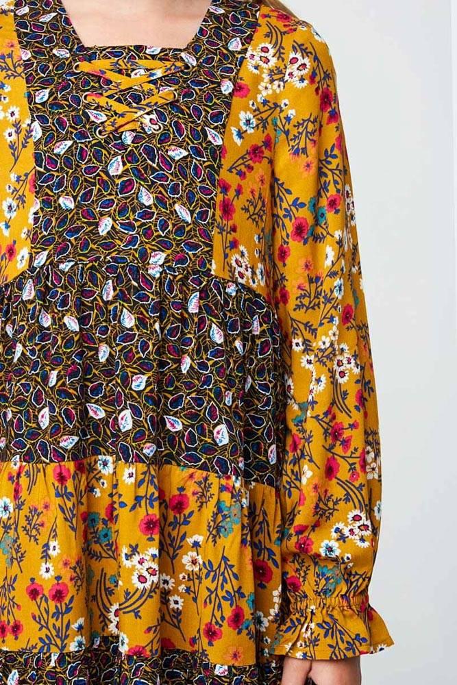 HAYDEN LA SALLY DRESS