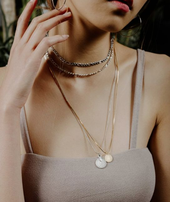 COUTUKITSCH SHAYAH NECKLACE