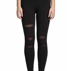 CEST MOI CLOTHING CEST SPLIT KNEE LEGGINGS O/S