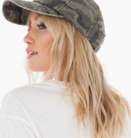 THE BEST CAMO CAP