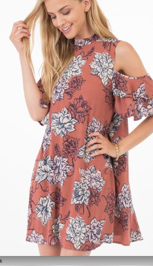 JOLENE DRESS