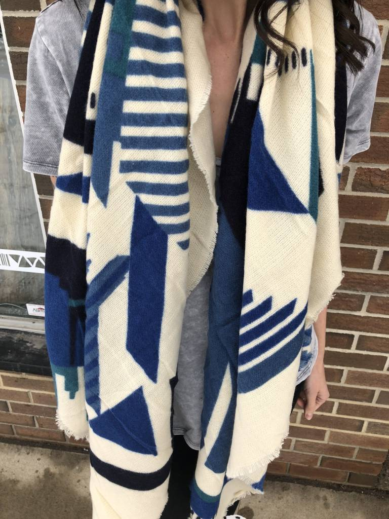HOUSE OF FREYJA CITY SPRING SCARF