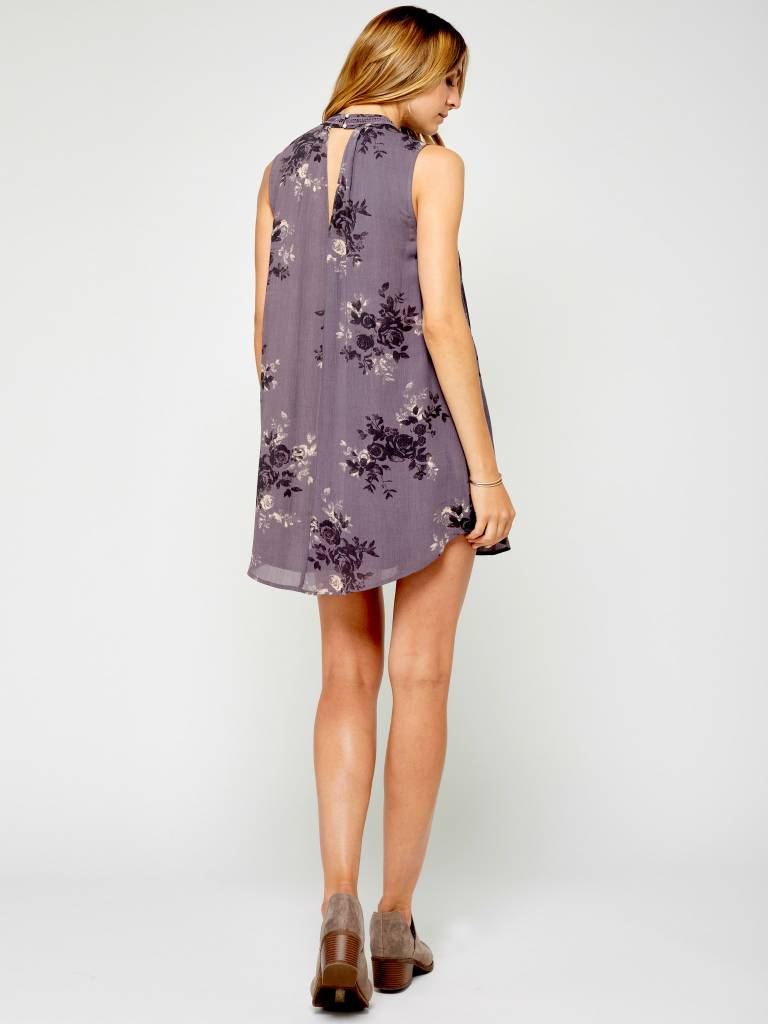 GENTLE FAWN CARA CINDER CAMEO DRESS