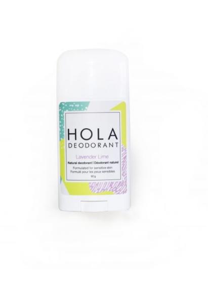 HOLA DEODORANT HOLA STICK DEODORANT