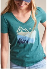 UNITED BY BLUE MOUNTAIN INK TEE