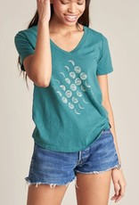 UNITED BY BLUE MOON PHASE TEE