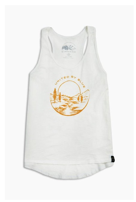 UNITED BY BLUE RIVERBEND TANK
