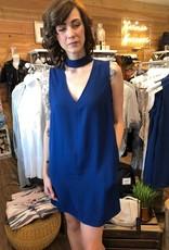 JACK BB DAKOTA MOMSEN BLUE DRESS