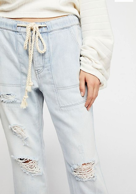 FREE PEOPLE NORTHERN SKY PANT