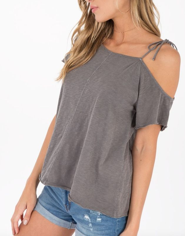 GUNMETAL TOP