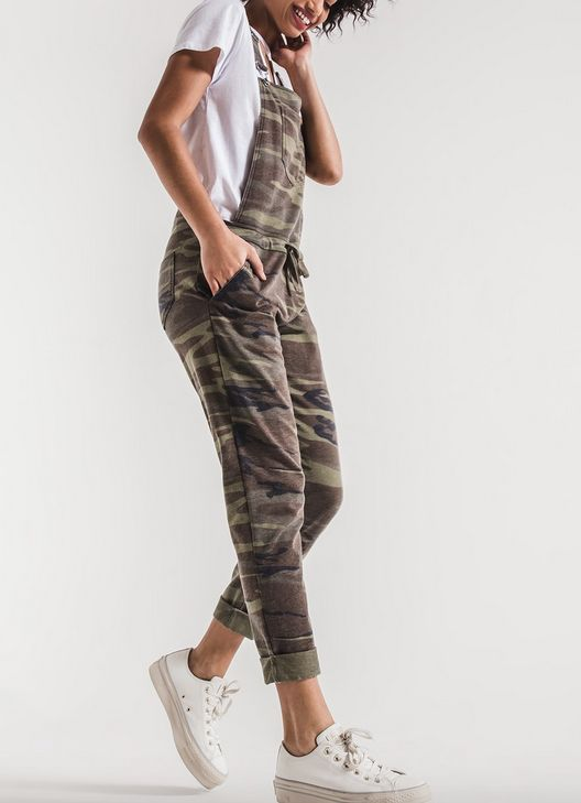 Z SUPPLY ZSUPPLY CAMO OVERALLS