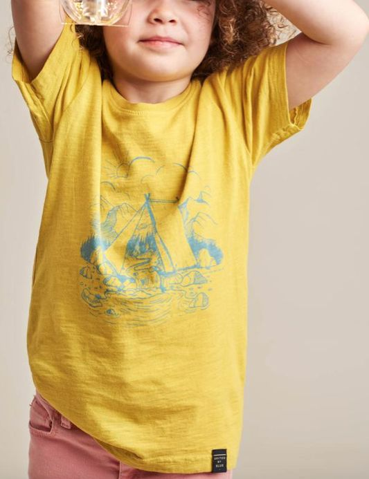 UNITED BY BLUE UNITED KIDS TEE