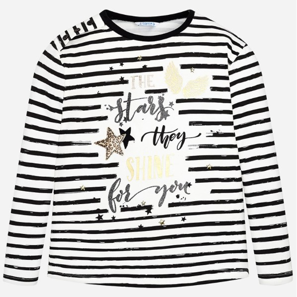 STRIPES LONG SLEEVE